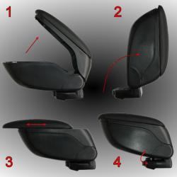 Honda Civic 2001-2006 4 funkciós kartámasz 3/5 ajtóshoz